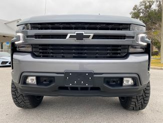 2021 Chevrolet Silverado 1500 RST SATIN STEEL LIFTED LEATHER CREW CAB 4X4 V8  Plant City Florida  Bayshore Automotive   in Plant City, Florida