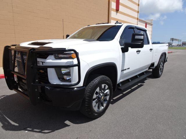 2021 Chevrolet Silverado 2500HD Custom in Corpus Christi, TX 78412