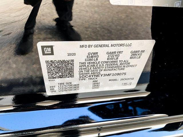 2021 Chevrolet Silverado 2500HD LT Madison, NC 39