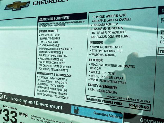 2021 Chevrolet Spark LS Madison, NC 10
