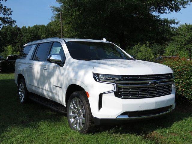 2021 Chevrolet Suburban Premier