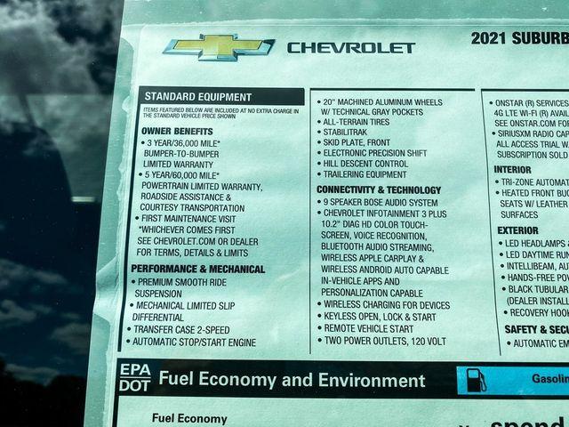 2021 Chevrolet Suburban Z71 Madison, NC 13