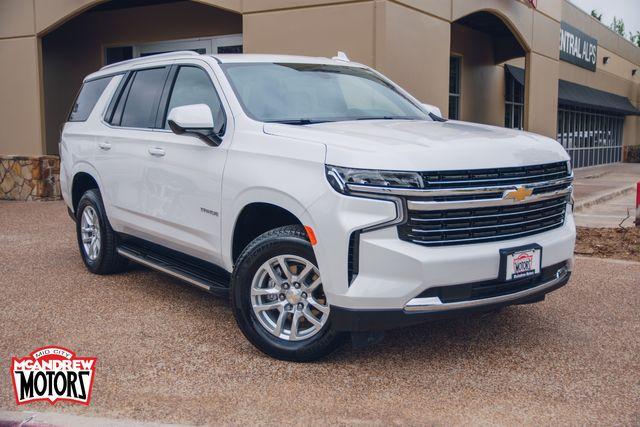 2021 Chevrolet Tahoe LT 4x4