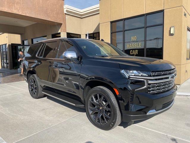 2021 Chevrolet Tahoe Premier 4x4 in Bullhead City, AZ 86442-6452