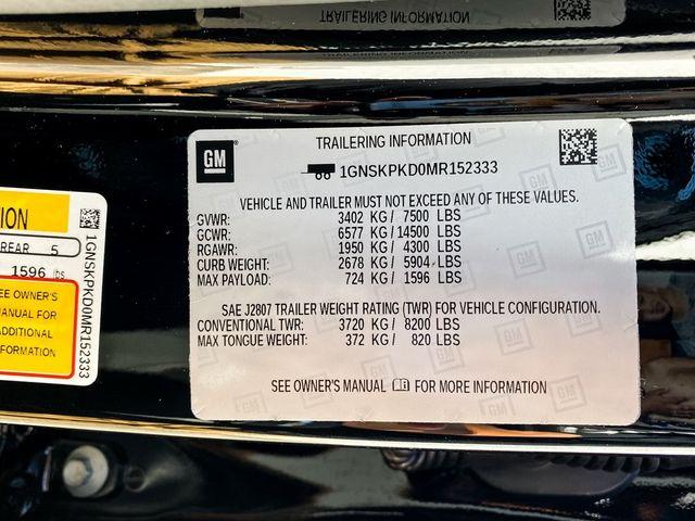 2021 Chevrolet Tahoe Z71 Madison, NC 52