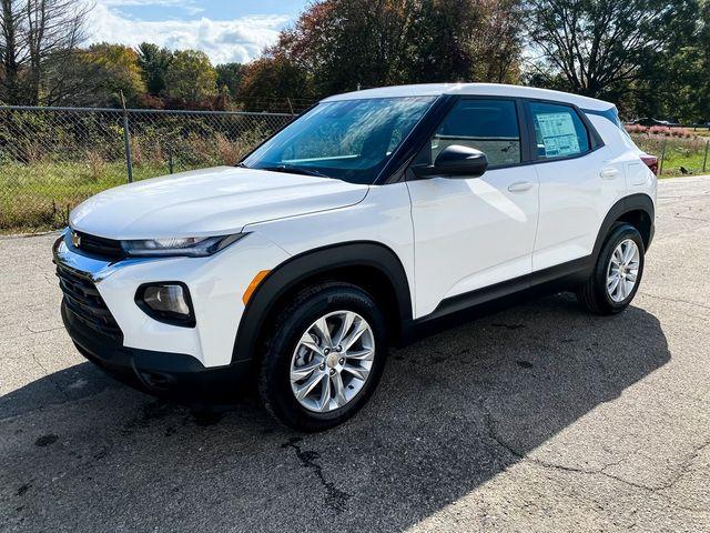 2021 Chevrolet Trailblazer LS Madison, NC 5