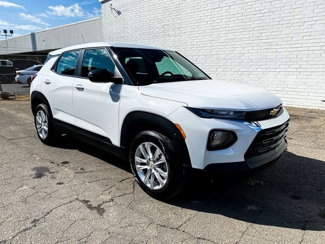 2021 Chevrolet Trailblazer LS Madison, NC 7
