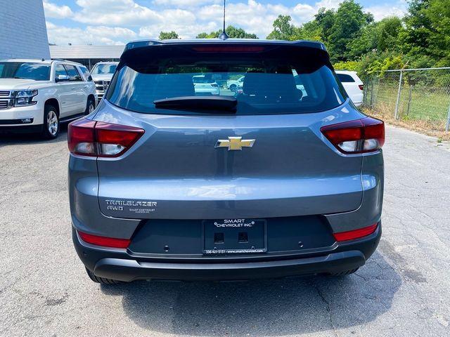 2021 Chevrolet Trailblazer LS Madison, NC 2