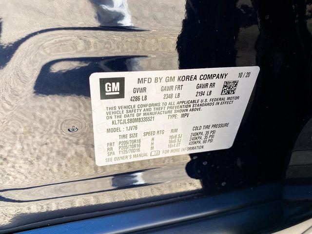 2021 Chevrolet Trax LT Madison, NC 29