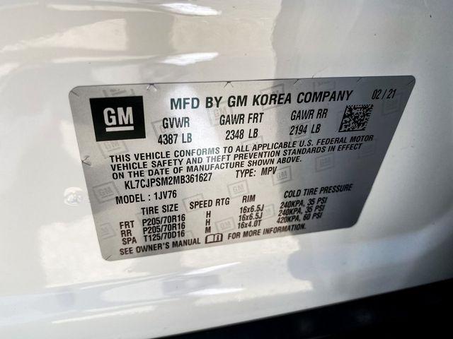 2021 Chevrolet Trax LT Madison, NC 31