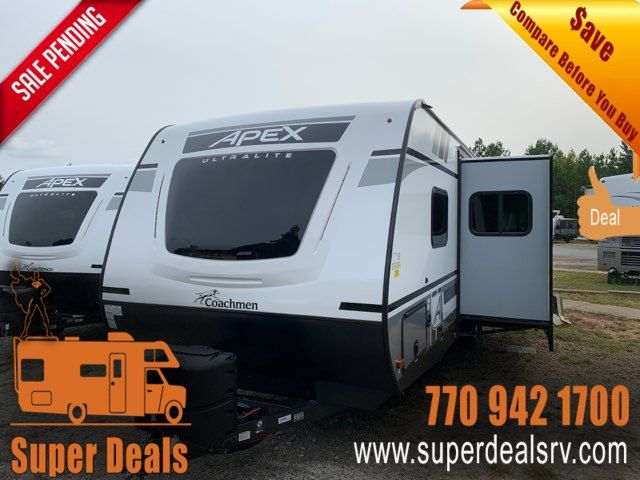 2021 Coachmen Apex 284BHSS