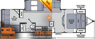 2021 Coachmen Apex Ultra-Lite 289TBSS in Temple, GA 30179