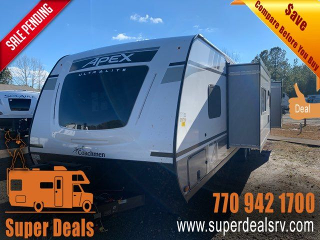 2021 Coachmen Apex 300BHS