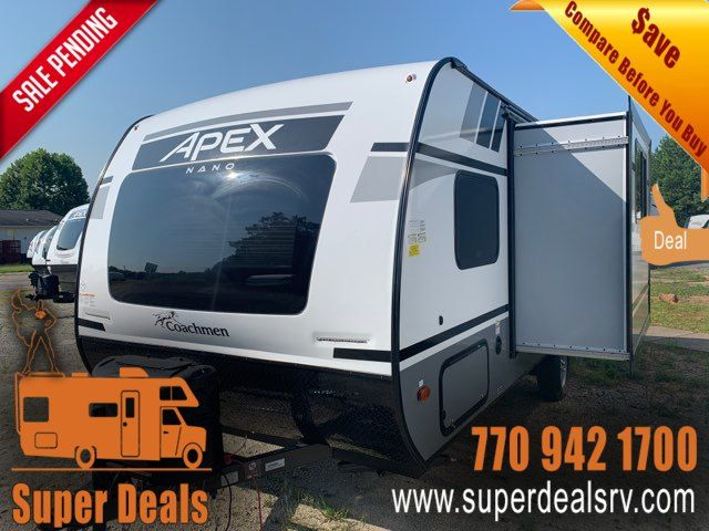 2021 Coachmen Apex Nano 194BHS in Temple, GA 30179