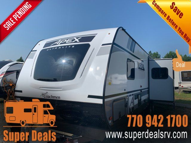 2021 Coachmen Apex293RLDS in Temple, GA 30179