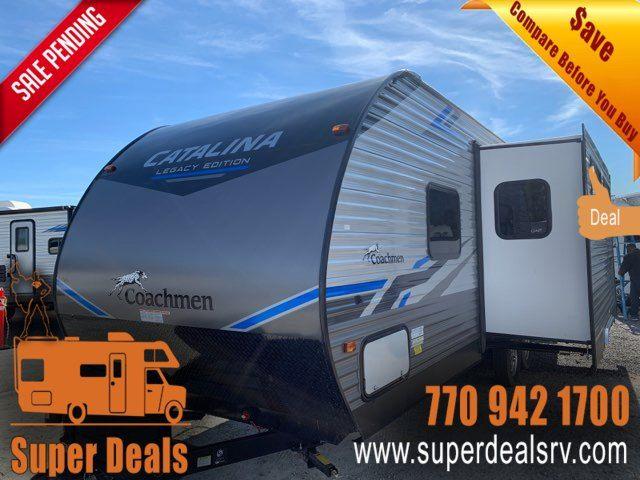 2020 Coachmen Catalina Legacy 243RBSLE