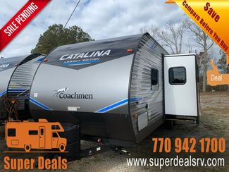 2021 Coachmen Catalina Legacy 263BHSCKLE in Temple, GA 30179