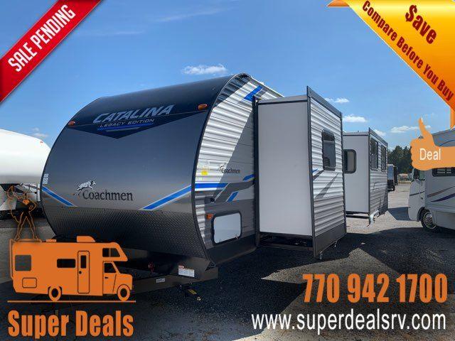 2021 Coachmen Catalina Legacy 303RKDSLE