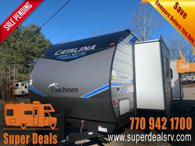 2021 Coachmen Catalina Legacy 303RKDSLE in Temple, GA 30179