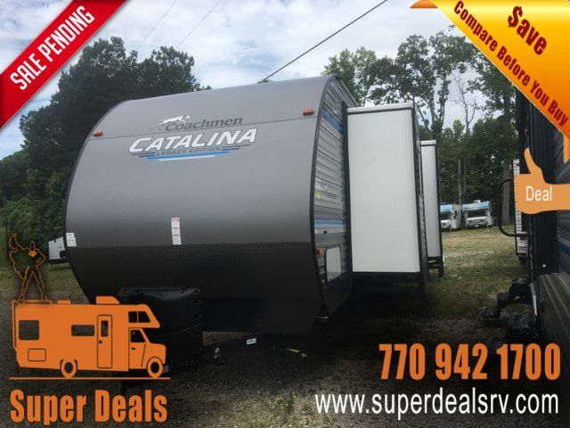 2021 Coachmen Catalina Legacy 343 BHTSLE in Temple, GA 30179