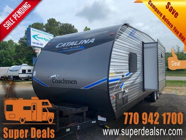 2021 Coachmen Catalina Trailblazer 30THS in Temple, GA 30179