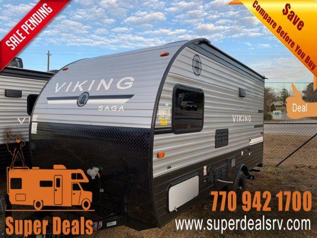 2021 Coachmen Viking 16FB Saga