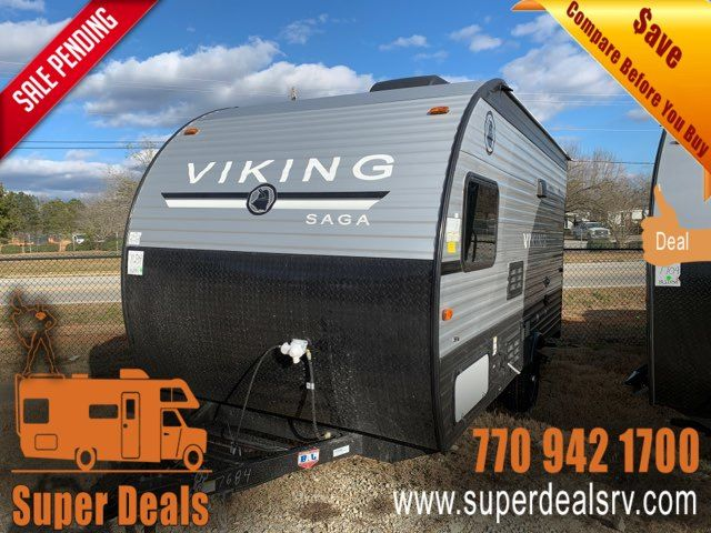 2021 Coachmen Viking 16FBSAGA