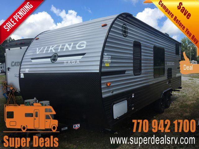 2021 Coachmen Viking 21SBH SAGA