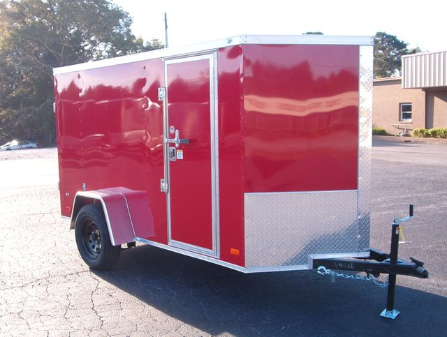2021 Covered Wagon Enclosed 5x10