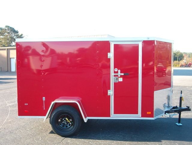 2021 Covered Wagon Enclosed 5x10 in Madison, Georgia 30650