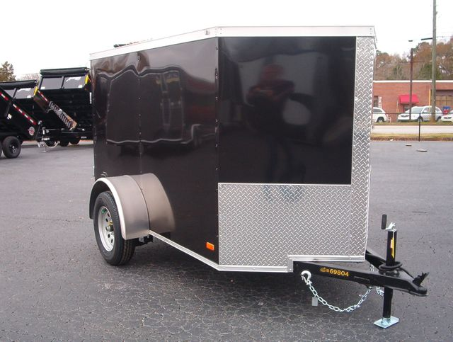2021 Covered Wagon Enclosed 5x8
