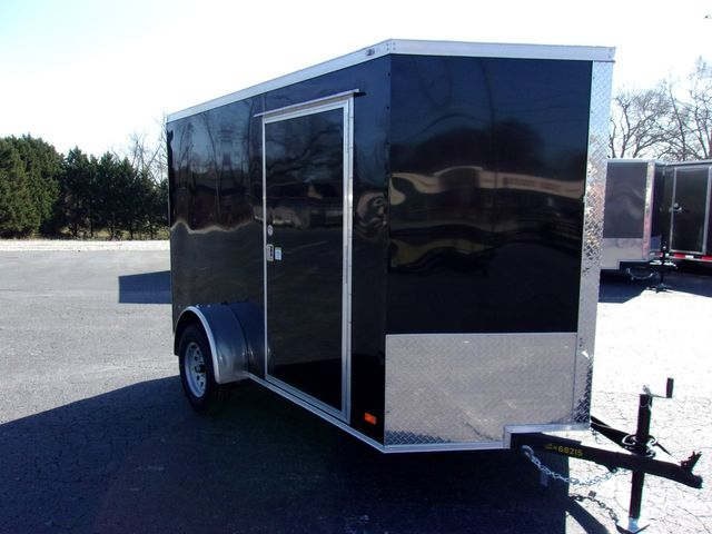 "2021 Covered Wagon Enclosed 6x10 6'3"" Interior Height"