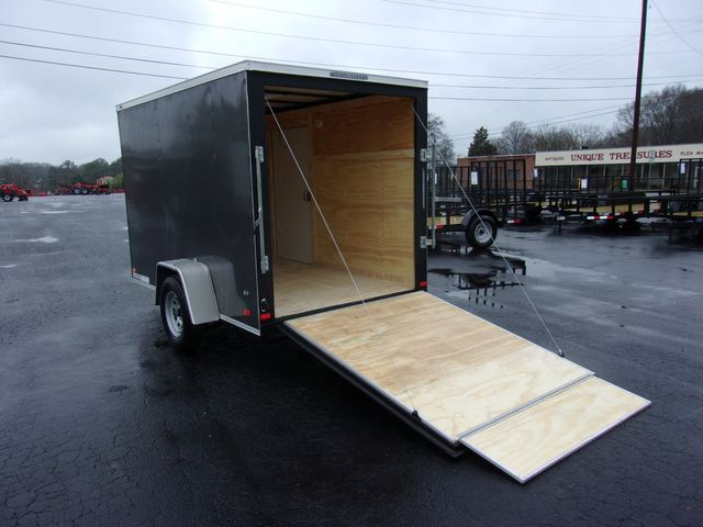 """2021 Covered Wagon Enclosed 6x10 6' 3"""" Interior Height in Madison, Georgia 30650"""