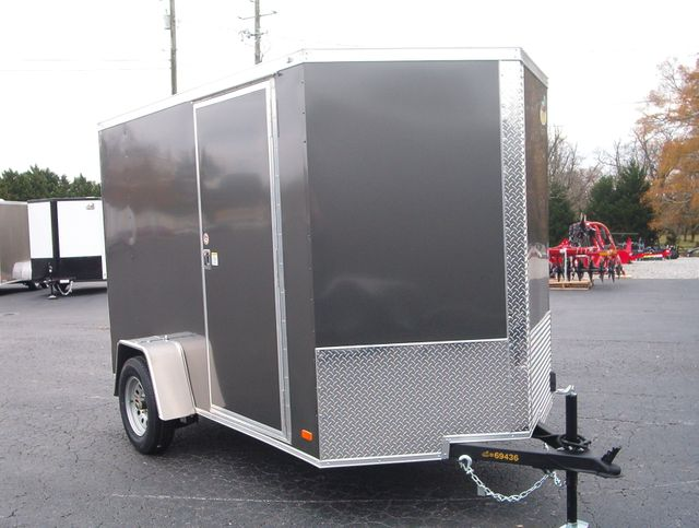 "2021 Covered Wagon Enclosed 6x10 6'6"" Interior Height"