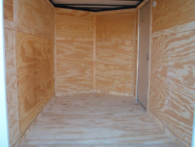 """2021 Covered Wagon Enclosed 6x10 6' 6"""" Interior Height in Madison, Georgia 30650"""