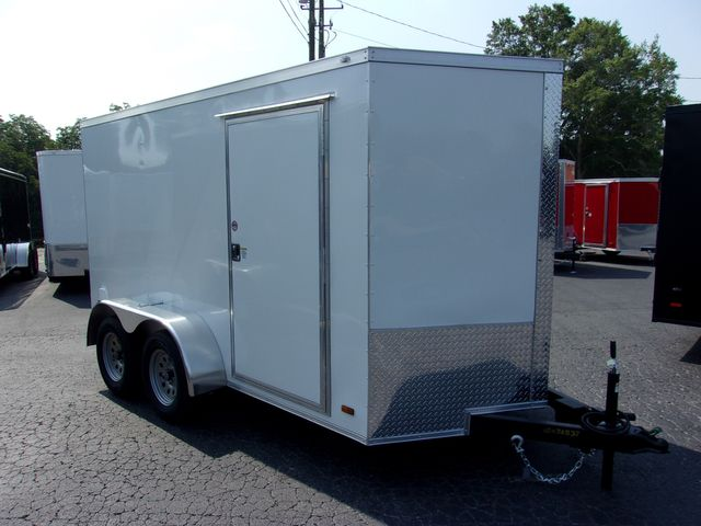 """2021 Covered Wagon Enclosed 6x12 6'3"""" Interior Height in Madison, Georgia 30650"""