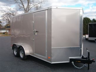 "2021 Covered Wagon Enclosed 7x14 6' 6"" Interior Height in Madison, Georgia 30650"