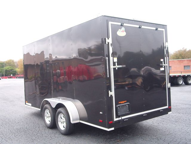 2021 Covered Wagon Enclosed 7x16 7 Ft in Madison, Georgia 30650