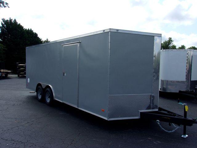"2021 Covered Wagon Enclosed 8 1/2x20 5 Ton 6'6"" in Madison, Georgia 30650"