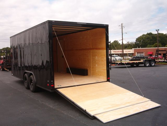 2021 Covered Wagon Enclosed 8 1/2x20 5 tonn 7 Ft Interior Height in Madison, Georgia 30650