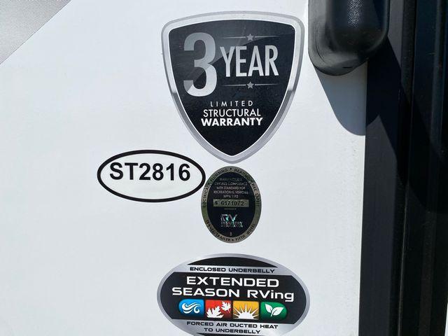 2021 Cruiser Rv STRYKER ST2816 in Mandan, North Dakota 58554