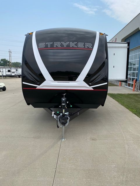 2021 Cruiser Rv Stryker ST2714 in Mandan, North Dakota 58554
