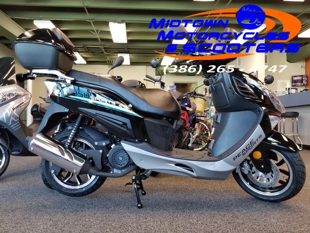 2021 Daix 10 - D Sport Scooter 150cc with Bose Sound System