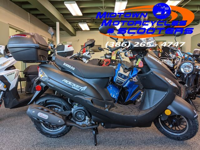 2021 Daix 4J Scooter 49cc