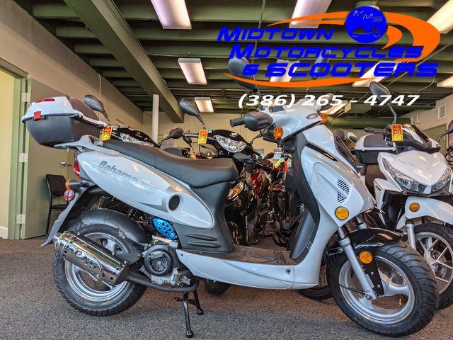 2021 Daix Bahama Scooter 49cc