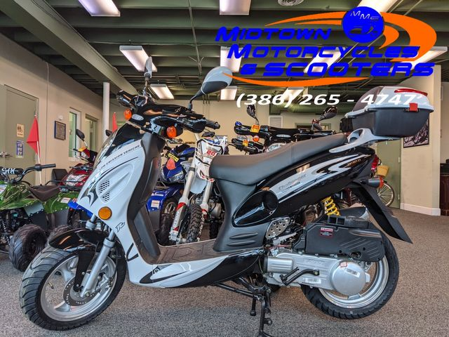 2021 Daix R-Challenger Scooter 150cc