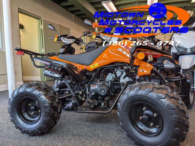 2021 Daix Dynamo Quad 125cc
