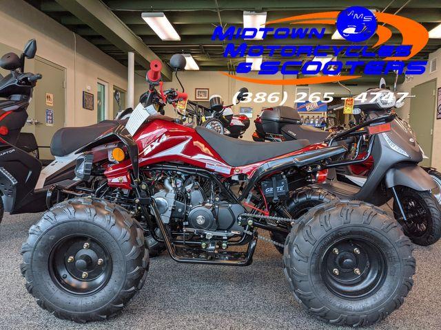 2021 Daix Dynamo Sport Quad 125cc