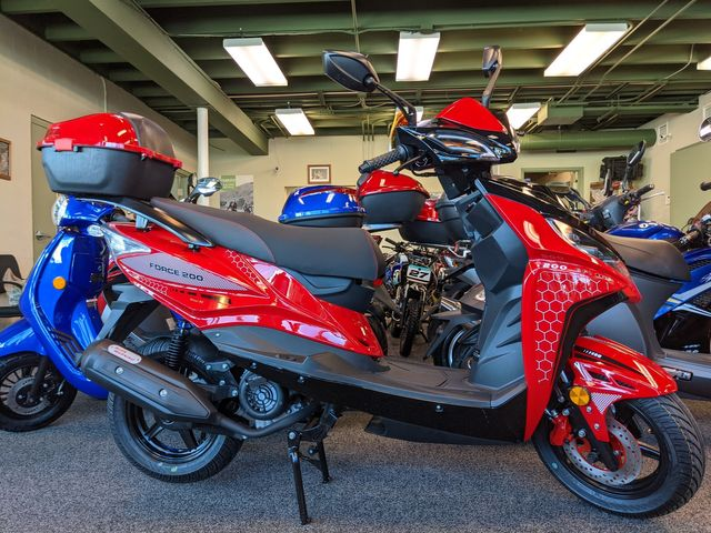 2021 Daix Force Scooter 200cc
