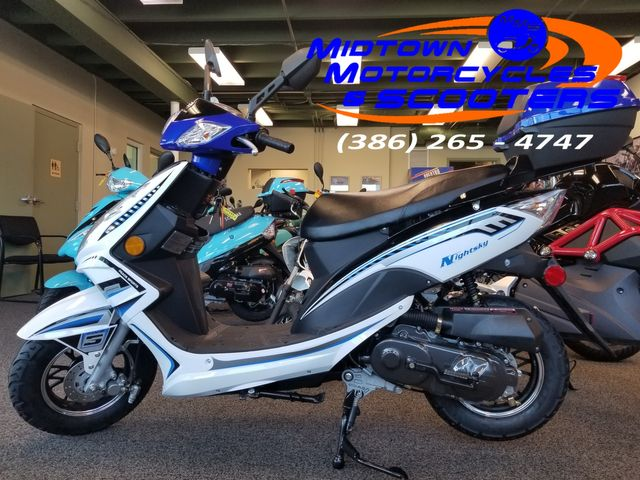 2021 Daix Night Sky Scooter 49cc